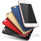 Slim Frosted PC Matte Ultra Thin Rubberized PC Hard Back Phone Cover Case Skin 7