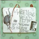 DON McGLASHAN & THE SEVEN SISTERS Marvellous Year CD - Ex Mutton Birds
