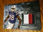 2013 Topps Inception Football Cards 23
