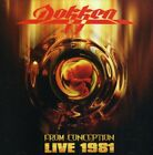 Dokken - From Conception: Live 1981 (CD Used Very Good)