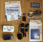 Olympus µ 410 DIGITAL / Stylus 410 DIGITAL 4.0MP Digital Camera - Silver