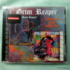 Grim Reaper RARE M! US CD See You In Hell/Fear No Evil NWOBHM Onslaught Chateaux