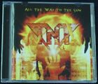 TNT - All The Way To The Sun CD (2005 Playground Music) Import