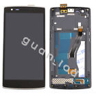 FX LCD Display Touch Screen Digitizer Relacement For OnePlus One 1+ A0001 +Frame
