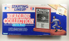 Starting Lineup Headline Collection Rickey Henderson Baseball Figure