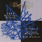 Mccallum/Worrall - Vol. 1-Pipi (CD Used Very Good) Piping Centre 1997 Recital SE