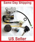 Ignition Switch Key 5 wire 50cc 125cc 150cc 250cc Moped Scooter Taotao Peace JCL