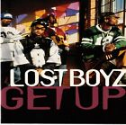 Get Up [Single] by The Lost Boyz (CD, Dec-1996 Remixes VG Disc