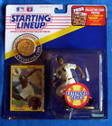 1991 Tim Raines(Chicago White Sox)Baseball Starting Lineup Extended Series SLU