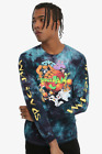 Looney Tunes Mens Space Jam Tune Squad Group Long Sleeve Licensed T Shirt New