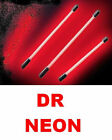 Red Neon Lght Kit by Dr Neons Glow Job Sticks Harley Dresser 12 volt Systems