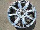20 NEW GMC YUKON DENALI 2007 2014 ONE CHROME FACTORY STYLE WHEEL RIM 5304