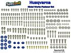 Nickel Wurks Bolt Kit Husqvarna Spec FC TE TC FE 150 125 250 300 350 450 500