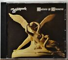 CD Whitesnake Saints & Sinners Here I Go Again Metal CLEAN DISC Extras Ship Free