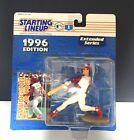 Starting Lineup 1996 MLB Hal Morris Figure and Card