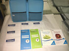 HUGE LOT Weight Watchers Points Plus Member Kit w Books Case