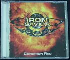 Iron Savior - Condition Red CD + 2 (2002 Noise (USA) 13 Track Version