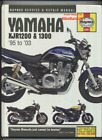 Yamaha XJR1200 XJR1300 (95-03) Haynes Repair Manual Book XJR 1200 1300 SP BL22