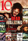 The Walking Dead 10 Zombie Movies DVD 2013 2 Disc Set
