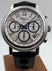 Chopard Mille Miglia 8331 1999 Montery Historic Watch Only on Leather Strap
