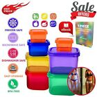 21 Day Fix Portion Control Containers Kit Beach Body Food Plan Diet Weight Loss