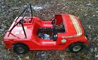 Vintage Rupp Jeep go kart AMC dealer promo cart