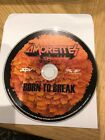 The Amorettes Born To Break Promotional CD