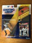 1992 Starting Lineup Bo Jackson Chicago White Sox Action Figure Card