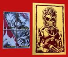 MARS ATTACK SKETCH CARDS - IDW BLUE LABEL HARDBACK LIMITED BOOKS *ONLY 50 SETS*