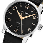 NIB Montblanc Timewalker Automatic Watch, Swiss Made, 43mm, MSRP: $3900, 10+ Pic