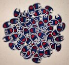 Lot Of 100 Champion Classic Logo Embroidered Iron On 1 Clothing Patches LBB76