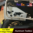 Aluminum Box For BMW F700GS F800GS 2013-ON Toolbox Suitable Side Bracket