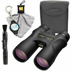 Nikon 10x42 Prostaff 7S Binocular All Terrain w Lens Pen Cloth Key Light