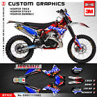 GAS GAS EC 125 200 250 300 450 2T 4T Six Days MX Graphics Decals 2011 2012 2013