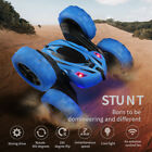 Kids 360° Rotate Stunt Car Model RC 4WD High Speed Remote Control Off-road Toy A