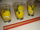3 Anchor Hocking Glasses or Tumblers, 5.5
