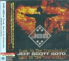 Jeff Scott Soto - Lost in the translation CD 2004 JAPAN PRESS OBI KICP-1026 RARE