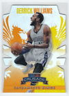 Derrick Williams Signs with Panini 5