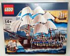 LEGO Pirates Imperial Flagship 10210 Factory Sealed New In Box Rare Building Set