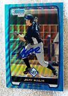 2012 Bowman Baseball Blue Wave Refractor Autographs Are Red-Hot 44
