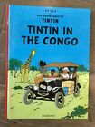 Tintin in the Congo by Herge Hardback 2005 RARE ORIGINAL EGMONT EDITION