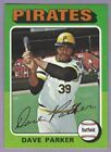 Dave Parker Cards, Rookie Cards and Autograph Memorabilia Guide 13