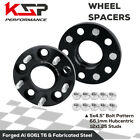 2PC 15mm Wheel Spacer Adapter 5x45 to 5x1143 12X125 Fits for 370Z Infiniti