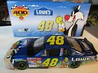 Jimmie Johnson Racing Cards and Autograph Memorabilia Guide 60