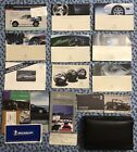 2004 MERCEDES SL 500 600 55 AMG ROADSTER OWNERS MANUAL w NAV BOOKS OEM V12 V8 A+