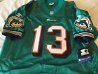 NFL Authentic Starter Miami Dolphins Dan Marino Jersey 54 RARE Vintage $400+