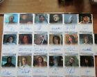 2019 Rittenhouse The X-Files Archives Classic Autographs Cards 7