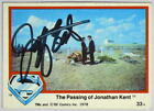 1978 Topps Superman the Movie Trading Cards 20