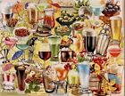 NEW HAPPY HOUR 500 PIECE PUZZLE BITS AND PIECES Size 16 X 20