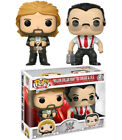 WWE IRS and Ted Dibiase Exclusive Pop! Vinyl Figure 2-Pack